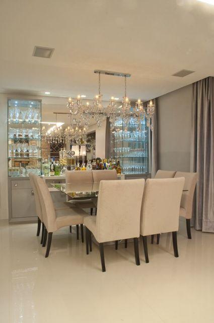 lustre sala de jantar