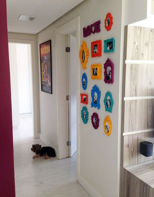 corredor apartamento