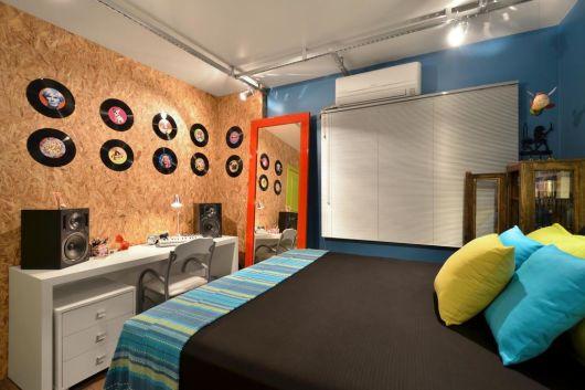 quarto jovem