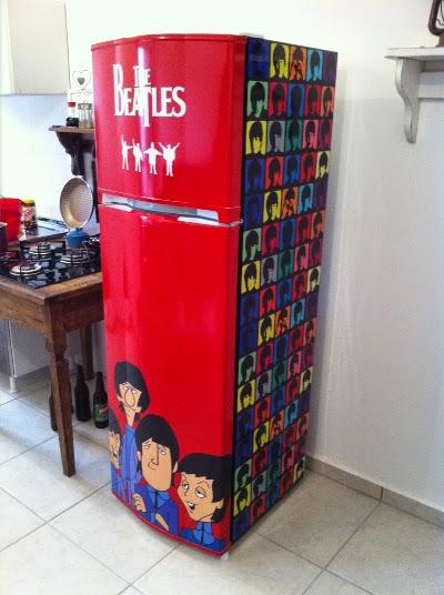 cozinha decorada jovem
