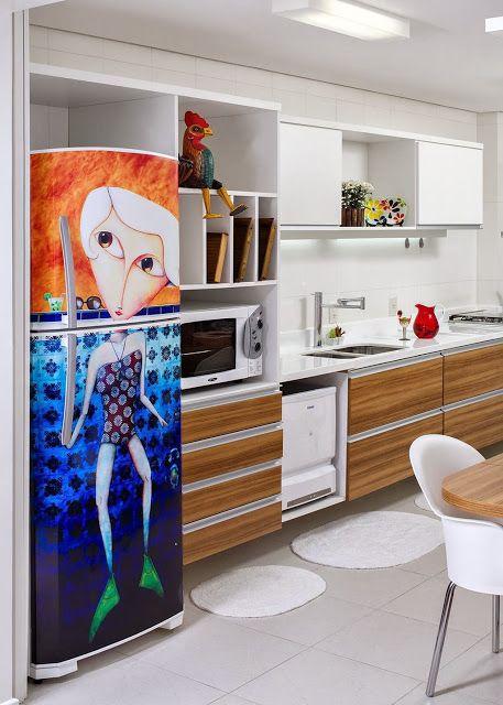 armário madeira cozinha