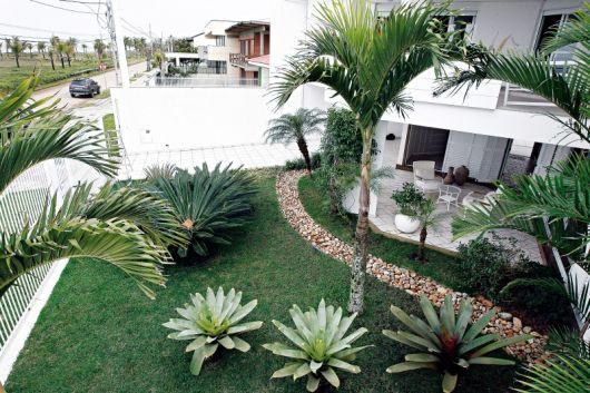imagens jardins casas : imagens jardins casas:MODELOS DE JARDINS: 50 inspirações para a área externa!