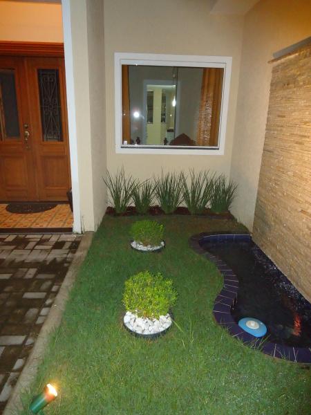 pedras jardins pequenos : pedras jardins pequenos:MODELOS DE JARDINS: 50 inspirações para a área externa!