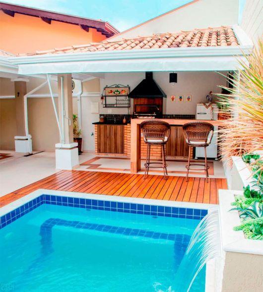 60 modelos de piscinas ideias dicas tudo sobre for Modelos de piscinas de cemento