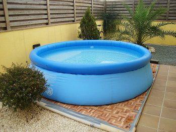 60 modelos de piscinas ideias dicas tudo sobre for Piscinas de plastico para jardin