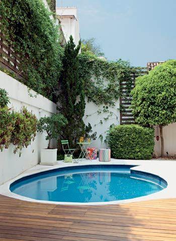60 modelos de piscinas ideias dicas tudo sobre for Decorar piscina elevada