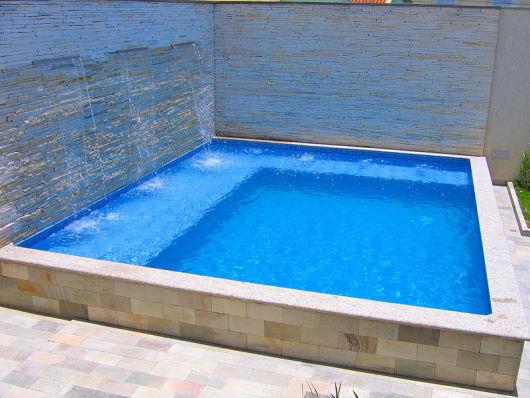60 modelos de piscinas ideias dicas tudo sobre for Piscinas pequenas de obra