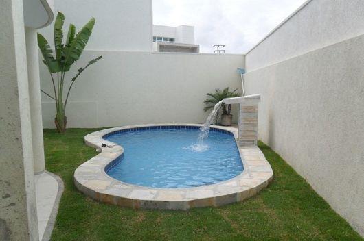 Modelos de piscinas tudo sobre for Piscina con cascata