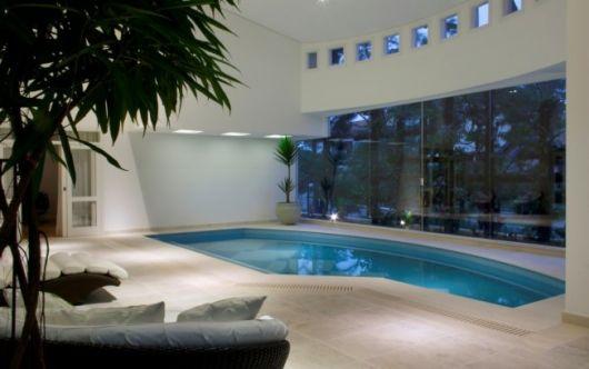60 modelos de piscinas ideias dicas tudo sobre - Piscina interna casa ...