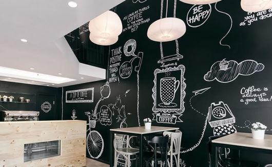 papel de parede desenhado