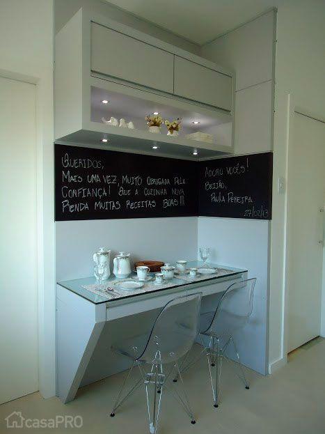 sala jantar pequena