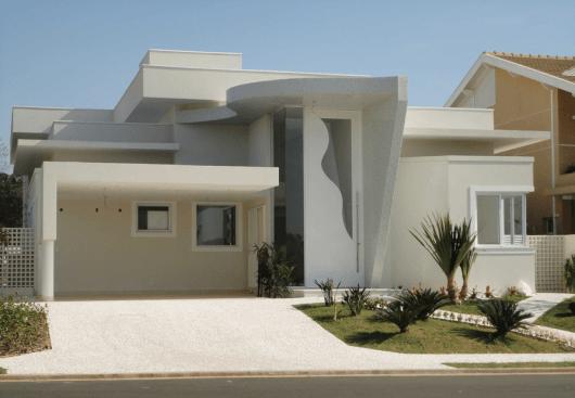 Porta de entrada 8 modelos para escolher - Entrada de casas modernas ...