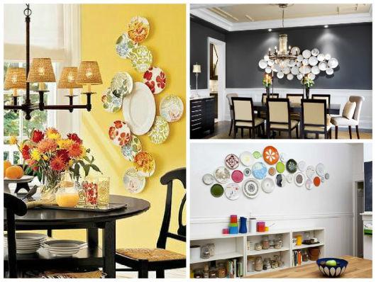 ideias para sala de jantar