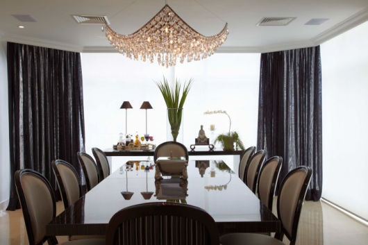 decoracao de sala luxo:SALA DE LUXO: fotos e ideias para decorar!