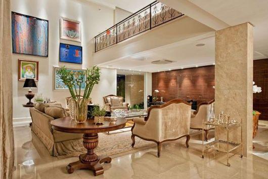 Sala De Estar Luxo ~ Sala de estar de luxo