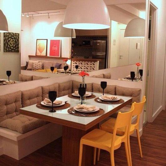 Sala De Jantar Moderna 50 Fotos E Como Decorar