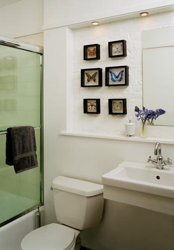 #474680 BANHEIRO SIMPLES 45 Dicas Acabamentos e como Decorar 351x504 px decoração de banheiros pequenos simples