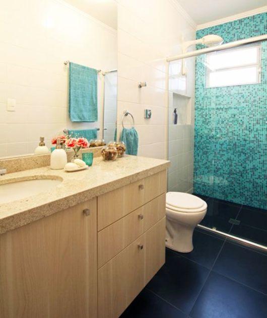 BANHEIRO SIMPLES tipos de acabamentos e como decorar! -> Banheiro Quimico Simples