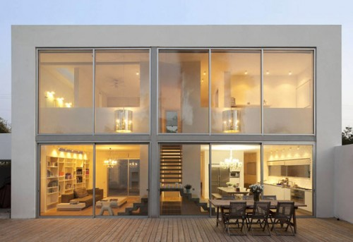 casa com deck