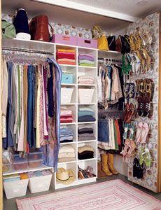 modelo closet