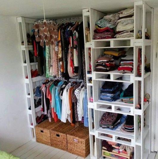 closet com pallet