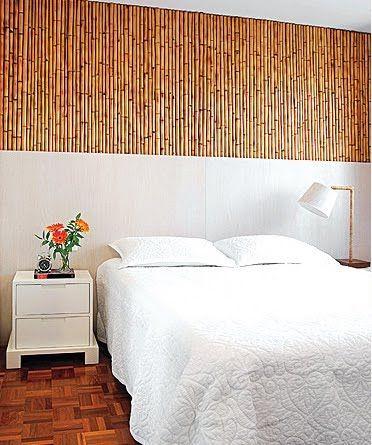 parede decorada quarto casal