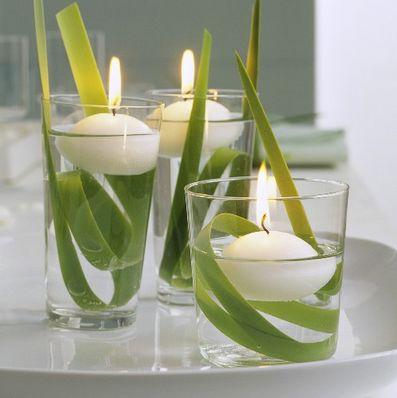 Decora o com velas 40 ideias e passo a passo for Vallas decorativas para jardin