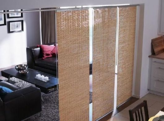 cortina painel
