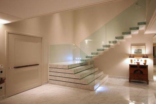 decoração escada