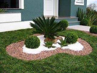modelo de jardim