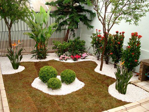 jardim pequena