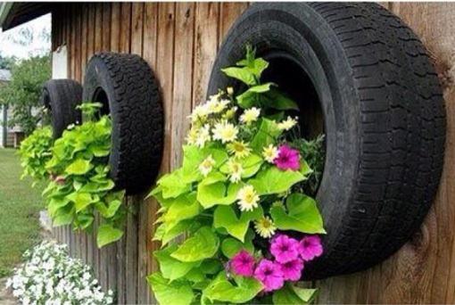 com usar pneu velho