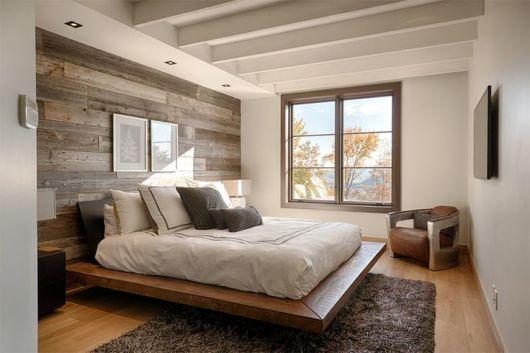 cama suspensa