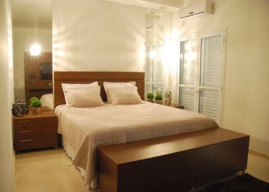 quarto com sacada