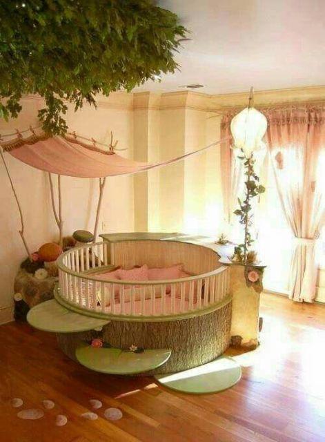 decoração quarto infantil menina