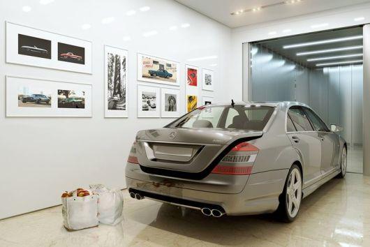 garagem sofisticada