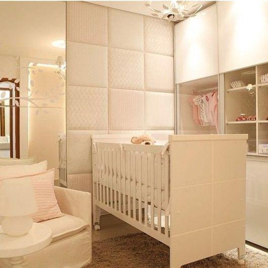 espelho quarto bebê