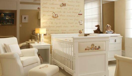 móveis brancos quarto menino