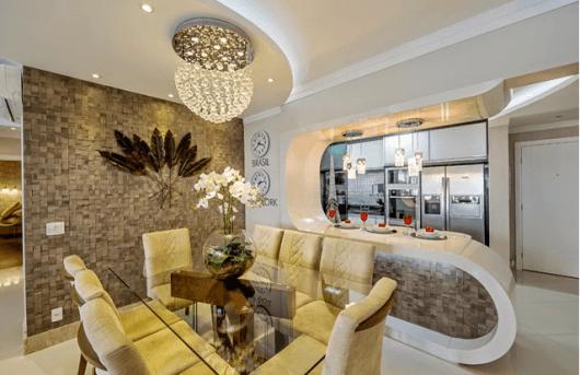 Vasos decorativos modelos acabamento e como fazer for Apartamentos modernos decorados