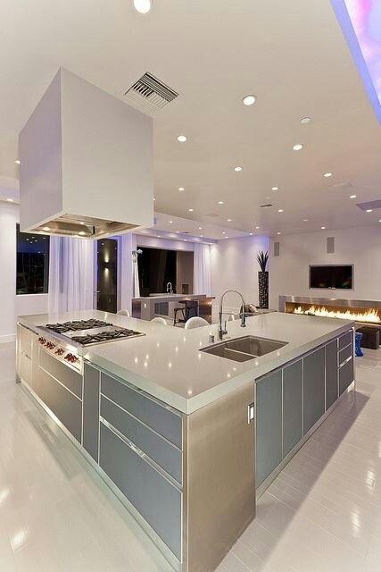 decoração cozinha sofisticada