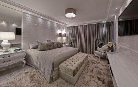 cortina decoração luxuosa