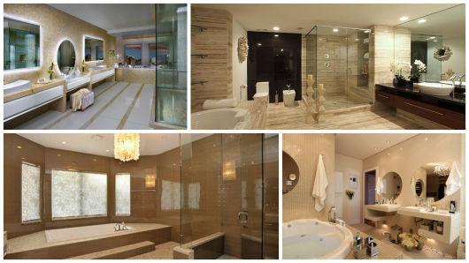 modelos de banheiro de luxo