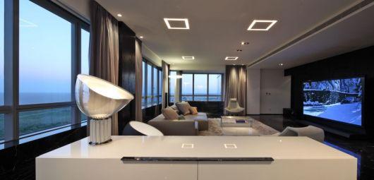 sala de TV de luxo ~ Sala De Luxo Com Tv