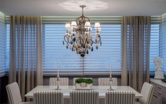 40 inspira es cortinas modernas para diferentes ambientes - Diferentes modelos de cortinas para sala ...