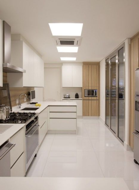 piso branco cozinha