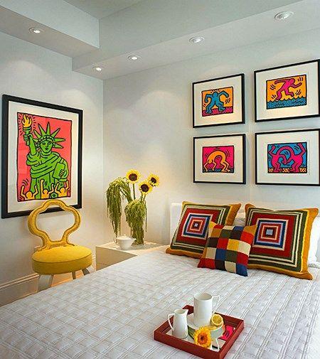 Matrimonio Bed Properties : Dicas imperdíveis de decoração colorida onde e como usar