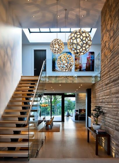 parede rústica decoração