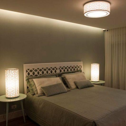 Lumin rias para quarto 30 modelos incr veis para se inspirar for Modelo de dormitorio 2016