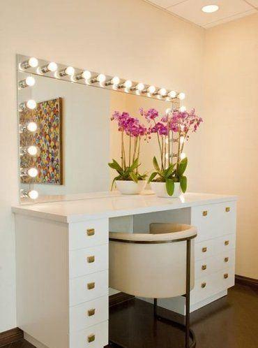 orquídeas na decoração