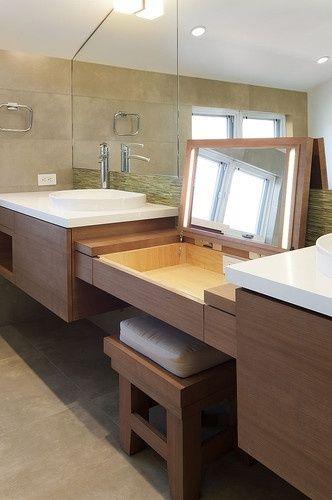móvel planejado banheiro